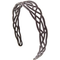 Claire's Celtic Grey Velvet Headband - Celtic Gifts