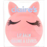 Claire's Pink Strawberry Bunny Lip Balm - Strawberry Gifts