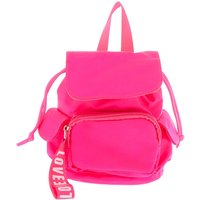 Claire's Nylon Mini Backpack - Hot Pink - Backpack Gifts