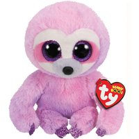 Claire's Ty Beanie Boo Medium Dreamy The Sloth Soft Toy - Beanie Gifts