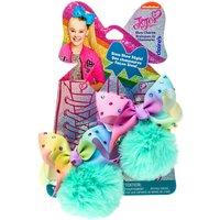 Claire's Jojo Siwa™ Pompom Bow Shoe Charms- Mint - Charms Gifts