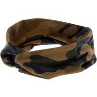 Claire's Camo Twisted Jersey Headwrap - Camo Gifts