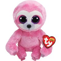 Claire's Ty Beanie Boo Small Simone The Sloth Soft Toy - Small Gifts