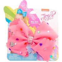Claire's Jojo Siwa™ Drama Free Fuchsia Mini Hair Bow - Drama Gifts