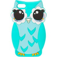 Claire's Cute Mint Green Owl Phone Case - Mint Gifts