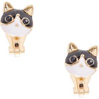 Claire's Cute As A Kitten Clip On Earrings - Cute Gifts