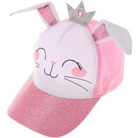 Claire's Club Claire The Bunny Baseball Cap - Pink - Hat Gifts
