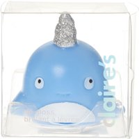 Claire's Narwhal Blueberry Flavoured Lip Gloss - Lipgloss Gifts