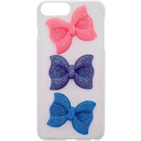 Claire's Holographic Bows Phone Case - Bows Gifts