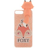 Claire's So Foxy Peek A Boo Phone Case With Sound - Corral - Phone Gifts