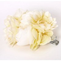 Claire's Bouquet Of Flowers Hair Clip - Yellow - Bouquet Gifts