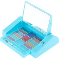 Claire's Rainbow Cloud Mechanical Lip Gloss Set - Turquoise - Turquoise Gifts