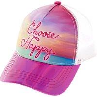 Claire's Choose Happy Baseball Cap - Baseball Gifts