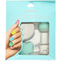Claire's Mint Stamping Nail Art Kit - Nail Art Gifts