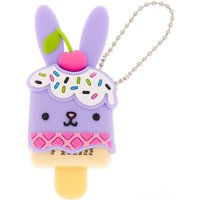 Claire's Pucker Pops Bunny Cake Lip Gloss - Cherry - Cake Gifts