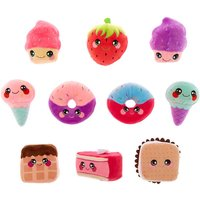 Claire's Squeezamals Dessert Series Mystery Soft Toy - Soft Gifts