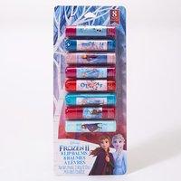 Claire's ©Disney Frozen 2 Lip Balm - 8 Pack - Lip Balm Gifts