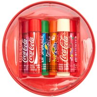 Claire's Coca-Cola™ Lip Smacker Lip Balm Set - Red - Lip Balm Gifts