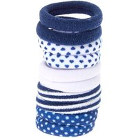 Claire's Club Hair Bobbles - Navy, 10 Pack - Hair Gifts