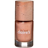 Claire's Metallic Nail Polish - Rose Gold - Nail Polish Gifts