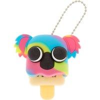 Claire's Pucker Pops Rainbow Koala Popper Lip Gloss - Coconut - Rainbow Gifts