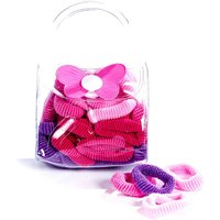 Claire's Kids 38 Pack Pink Hair Bobbles In A Bag - Hair Gifts