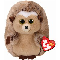 Claire's Ty Beanie Baby Small Ida The Hedgehog Soft Toy - Beanie Gifts