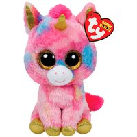 Claire's Ty Beanie Boo Small Fantasia The Unicorn Soft Toy - Beanie Gifts
