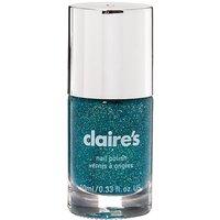 Claire's Shimmer Nail Polish - Emerald - Nail Gifts