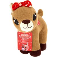 Claire's Clarice The Reindeer Singing Plush Toy - Singing Gifts