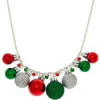 Claire's Ornaments & Bells Necklace - Ornaments Gifts