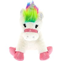 Claire's Medium Starbright The Magical Unicorn Soft Toy - Soft Toy Gifts