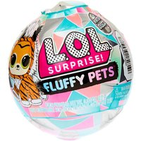 Claire's L.o.l Surprise!™ Fluffy Pets Winter Disco Blind Bag - Fluffy Gifts
