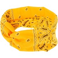 Claire's Bandana Knotted Headwrap - Yellow - Yellow Gifts
