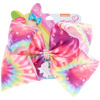 Claire's Jojo Siwa™ Large Peace, Love And Jojo Hair Bow - Hair Gifts