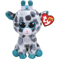Claire's Ty Beanie Boo Large Gia The Giraffe Soft Toy - Giraffe Gifts