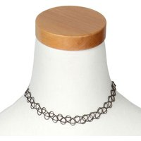 Claire's Black Tattoo Choker Necklace - Tattoo Gifts