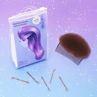 Claire's Boost It Volume Hair Tools Kit - Brown - Tools Gifts
