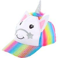 Claire's Club Sequin Unicorn Baseball Hat - Baseball Gifts