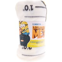 Claire's Despicable Me 3 Fleece Blanket - Blanket Gifts