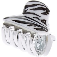 Claire's Mini Zebra Hair Claw - Zebra Gifts