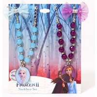 Claire's ©Disney Frozen 2 Necklace Set – 2 Pack - Disney Jewellery Gifts