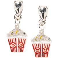 Claire's Clip On Popcorn Drop Earrings - Popcorn Gifts
