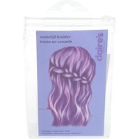 Claire's Waterfall Braider Hair Tools Kit - Tools Gifts