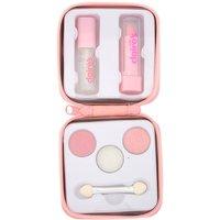 Claire's Club Floral Bunny Makeup & Tin Set - Pink - Makeup Gifts