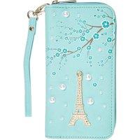 Claire's Paris Pearl Wristlet - Mint - Mint Gifts