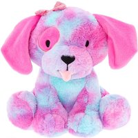 Claire's Club Medium Riley The Puppy Soft Toy - Toys Gifts