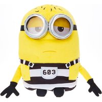 Claire's Despicable Me 3 Minion Break Out Soft Backpack - Minion Gifts