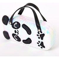 Claire's Club Sequin Panda Sunglasses Case - Fashion Gifts