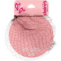 Claire's Club Bun Net - Brown - Brown Gifts